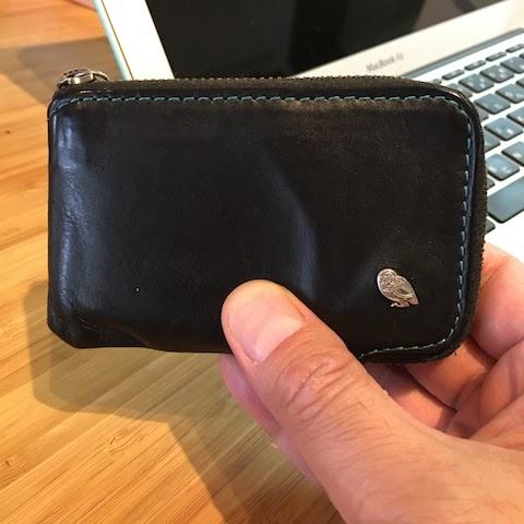 毎日のお出かけが楽しくなる小さい財布、Bellroy Card Pocket(ベルロイ・カードポケット)