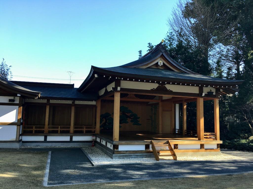 Shinmeigu nougakudo