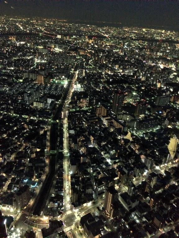 Tokyoskytree nightview