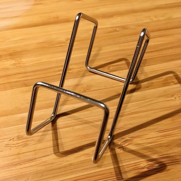 Stainless steel hook1