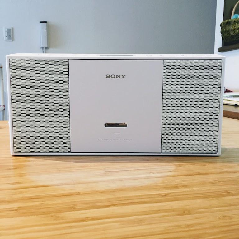 SonyCDradio
