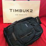 Timbuk2のバックパック、バイクメッセンジャーの物語に魅せられて