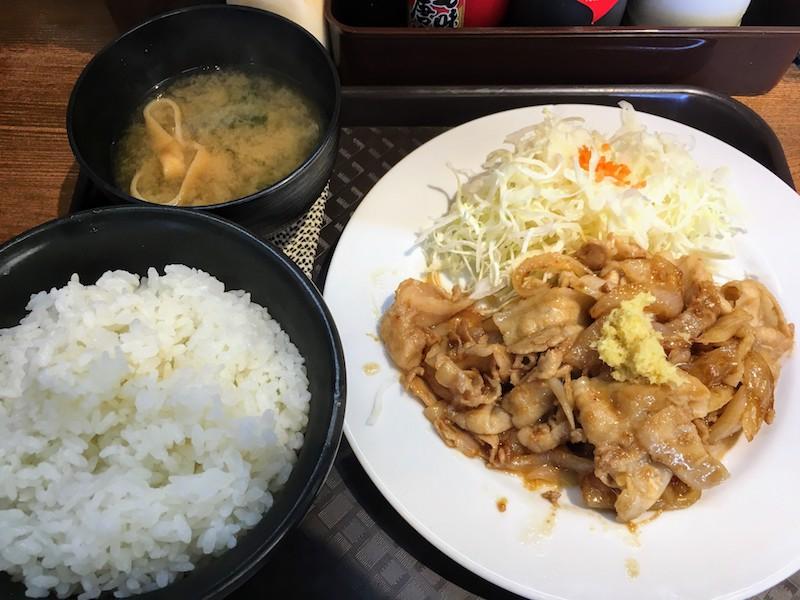 Shouga yaki 2
