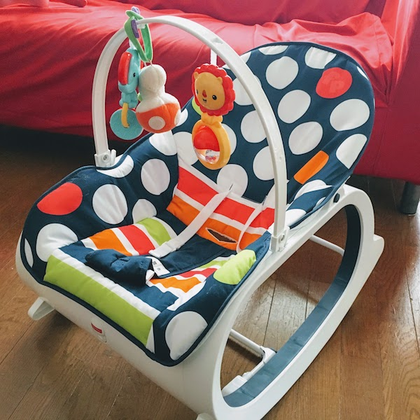Toddler rocker 2