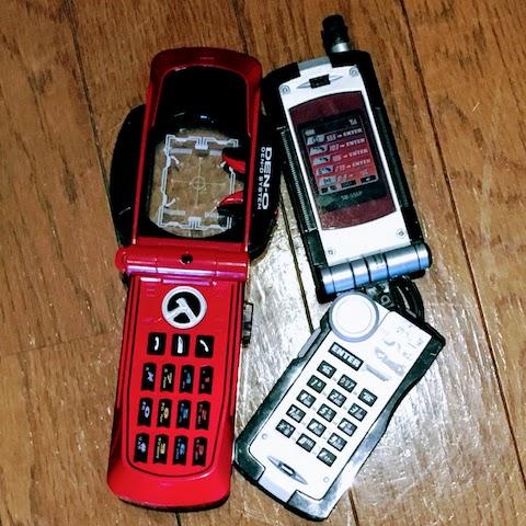 Rider phone