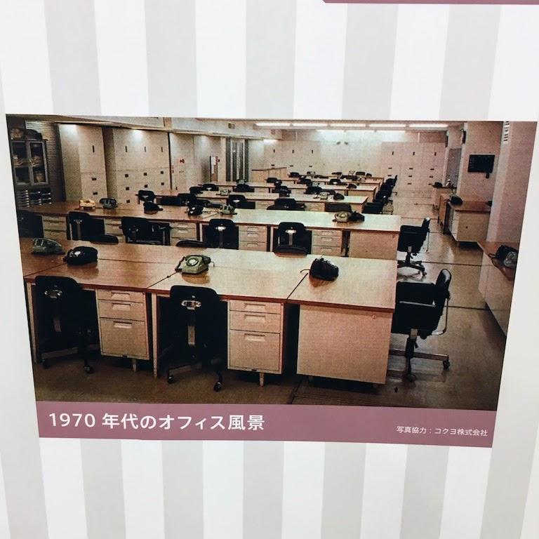 80s office
