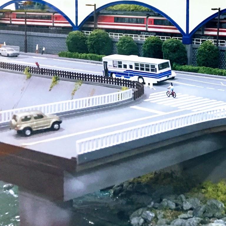 Hakone diorama