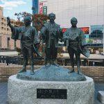 地方都市のまちおこし。水戸の歴史と新スポットをたずねて