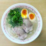 日本一のとんこつラーメンが食べられる街