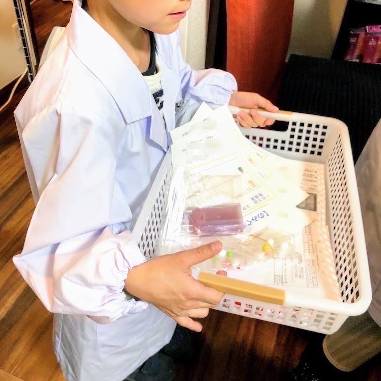Pharmacist kid 1
