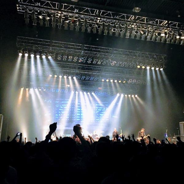 Emo band live