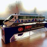 電車好きなキッズに!トレーン社の『Nゲージダイキャストスケールモデル』