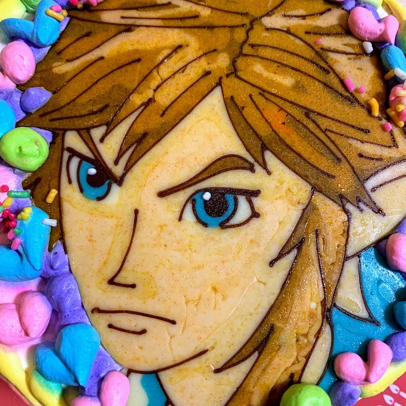 Character cake 1