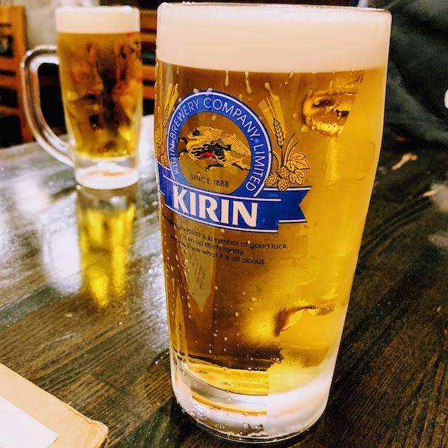 Beer izakaya