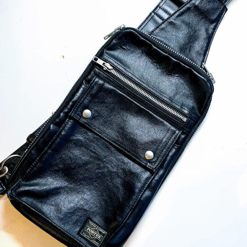Porter body bag