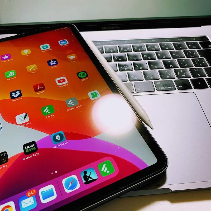Ipad macbookpro