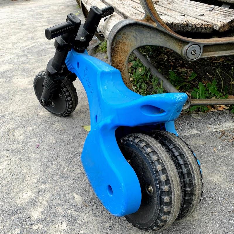 Kick bike 2