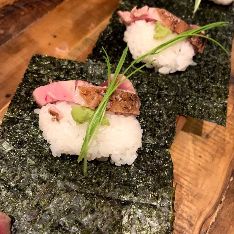 Sushi neta