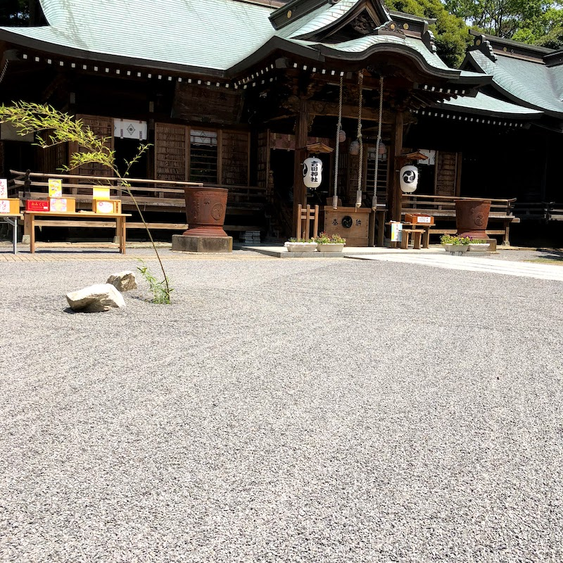 Yoshida Shrine