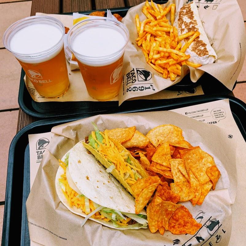 Lunch beer